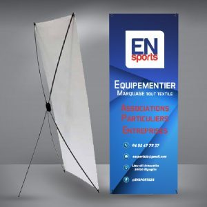 Roll-Up / X-Banner